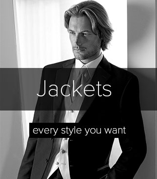 Browse jackets in over 100 styles.